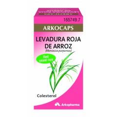 Arkocaps levadura roja de arroz  45 capsulas