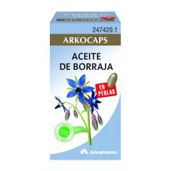 Arkocaps Aceite de borraja 50 cápsulas
