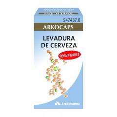 Arkocaps Levadura 340 mg 50 cápsulas