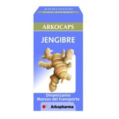 Arkocaps jengibre 280 mg 48 capsulas
