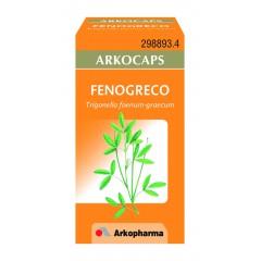 Arkocaps fenogreco 380 mg 48 capsulas