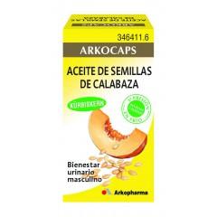 Arkocaps Aceite de semillas de calabaza 50 cápsulas