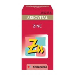 Arkopharma zinc 50 caps
