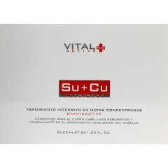 Vital Plus active SU+CU 2 un de 35 ml