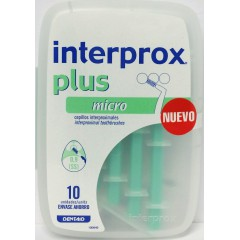 Interprox plus micro 0.9 10 un