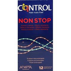 Control non stop preservativos 12 un