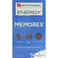 Forte pharma energy memorex  28 comp