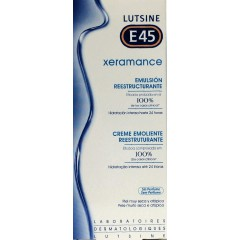 Lutsine xeramance emulsion reestructurante  sin perfume 400 ml