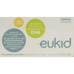 Eukid 30 cápsulas masticables