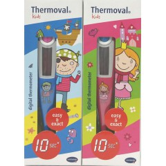 Termometro digital thermoval kids color