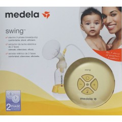 Medela sacaleches eléctrico swing