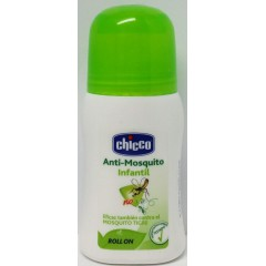Chicco antimosquitos infantil roll- on 60 ml