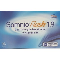 Somnio flash 1 mg 30 comprimidos