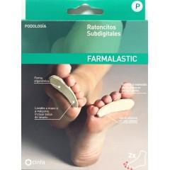 Farmalastic ratoncitos subdigitales talla P