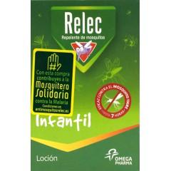 Relec infantil repelente mosquitos locion 125 ml