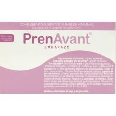 Prenavant embarazo  30 capsulas