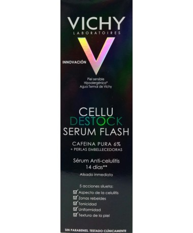 Vichy Cellu Destock serum flash 125 ml