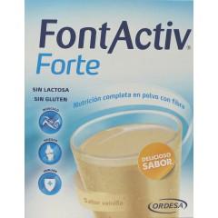 Fontactiv forte  30 g 14 sobres vainilla