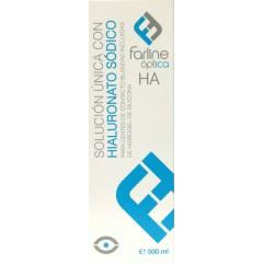 Farline solución única con ác. hialurónico 500 ml