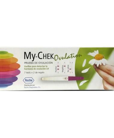 My chek ovulación test de ovulación 9 test