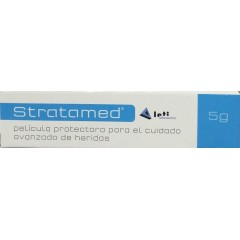 Stratamed pelicula protectora heridas 5 g