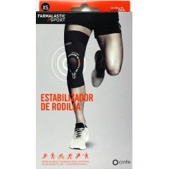 Farmalastic Sport estabilizador de rodilla talla XS
