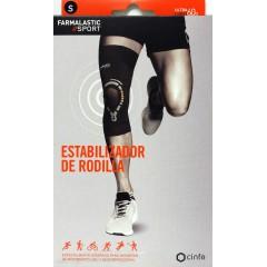 Farmalastic Sport estabilizador de rodilla talla S