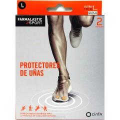 Farmalastic Sport protector de uñas talla L