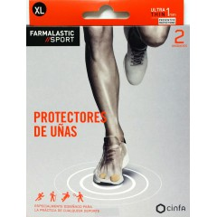 Farmalastic Sport protector de uñas talla XL