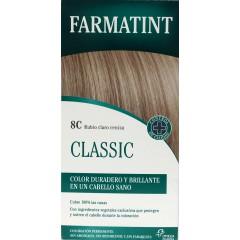 Farmatint 8C rubio claro ceniza 135 ml
