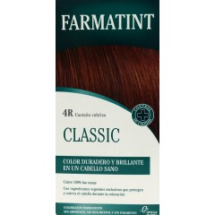 Farmatint 4R castaño cobrizo 150 ml