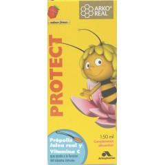 Arkoreal protect niños jarabe  150 ml fresa
