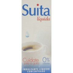 Suita líquida sacarina 24 ml