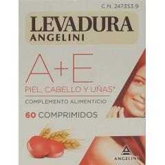 Levadura A+E 60 comprimidos