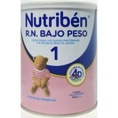Nutriben R.N. bajo peso 400 g