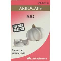 Arkocaps ajo 330 mg 84 capsulas