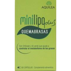 Aquilea quemagrasas (minilipo plus) 650 mg 90 cápsulas