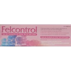 Felcontrol test de ovulación 6 un