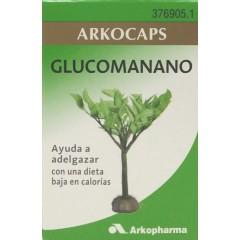 Arkopharma glucomanano 80 caps