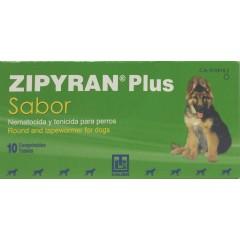 Zipyran plus sabor 50/50/150 mg 10 comprimidos