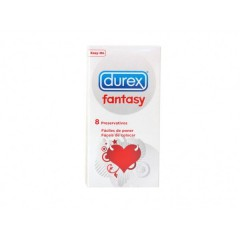 Durex fantasy preservativos 8 u