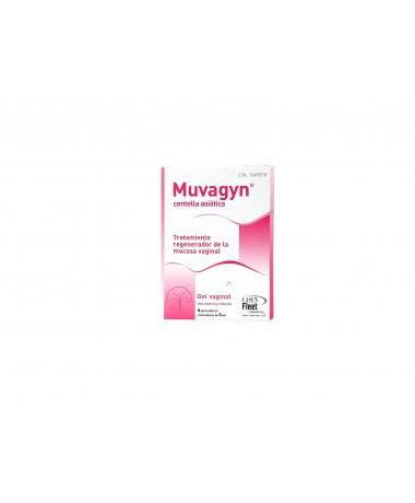 Muvagyn centella asiatica gel vaginal 8 aplicadores monodosis - Farmacia Olmos