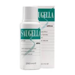 Saugella attiva higiene íntima 250 ml