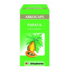 Arkocaps papaya 300 mg 50 capsulas