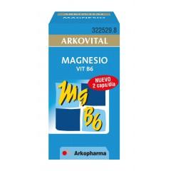 Arkopharma magnesio+ vit b6 30 cap