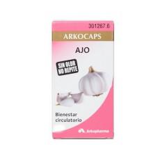 Arkocaps ajo 330 mg 48 capsulas