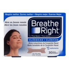 Breathe right tira adh nasal color talla G 30 un