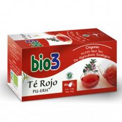Bio3 té rojo 1.5 g 25 filtros