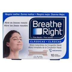 Breathe right tira adh nasal talla G 10 un