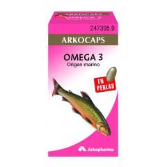 Arkopharma omega 3 salmon aceite 50 caps
